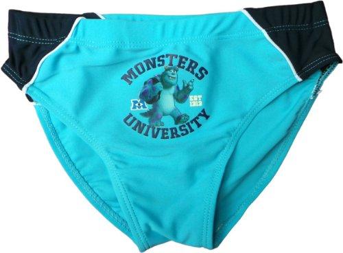 Disney Die Monster Uni Badehose - Der Große der Monsters University - Dunkelblau/Blau