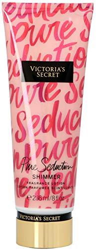Fragrance Lotion Shimmer Pure Seduction VICTORIA'S SECRET Body Lotion Donna 236 ml Tubetto