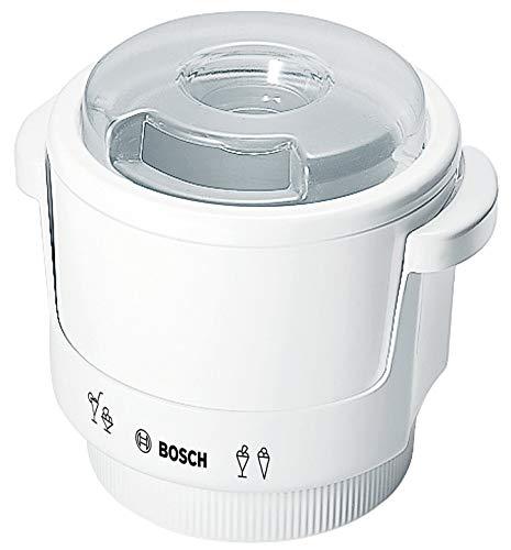 Recipiente térmico de doble pared Capacidad máxima: 550 g de helado Mezcladora con acople seguro Con asas Tapa antisalpicaduras con pico de carga