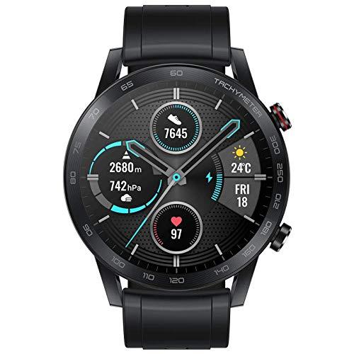 Honor Magic Watch 2 - Reloj de pulsera (46 mm), color negro