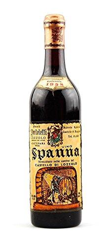 Wein 1958 Spanna Berteletti Castello di Lozzolo
