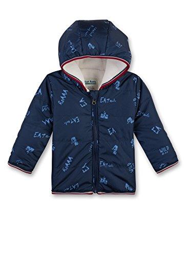 Sanetta Baby-Jungen 114152 Jacke, Blau (Marina Ocean 50149), 86