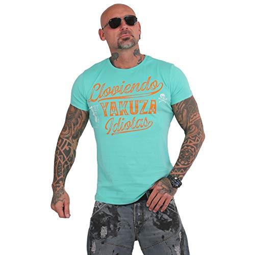 Yakuza Herren Lloviendo T-Shirt