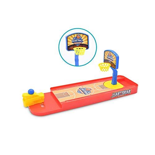 XIAOLULU-KidsToys - Elektronische Basketballspiele in Basketball, Größe 13.4''*2''*4.7''