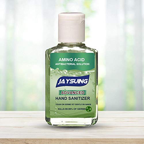 Blentude 60ML Handwaschgel Alkoholfreier wassersparender, Nicht reizender, weicher Handreiniger