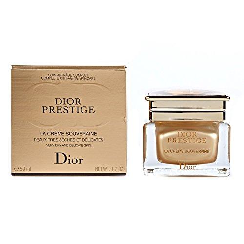 Christian Dior Prestige La Creme Souveraine (For Very Dry & Delicate Skin)