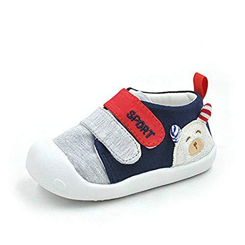 Zapatos para Bebé Primeros Pasos Zapatillas Bebe Niña Bebe Niño 0-2 año de Edad