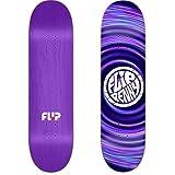 FLIP Hipnotic Skateboard, Unisex, für Erwachsene, Violett +...