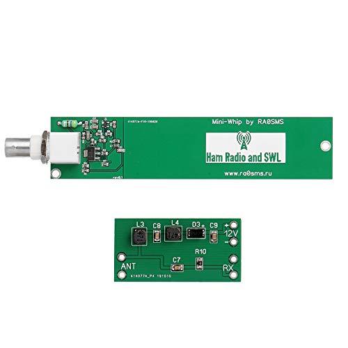 Mini-Peitsche HF VLF Aktive RX Antenne 10KHz Bis 30MHz DIY Kit