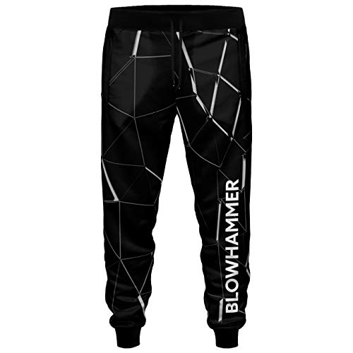 Blowhammer - Joggers Uomo - Platform Black Jos