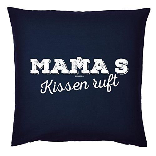 Art & Détail T-shirt Coussin : Maman Mom Fête des Mères – Mamas RUFT – Comme Présent