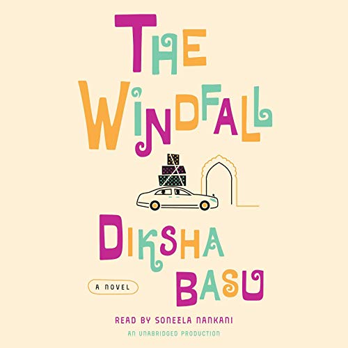 The Windfall audiobook cover art