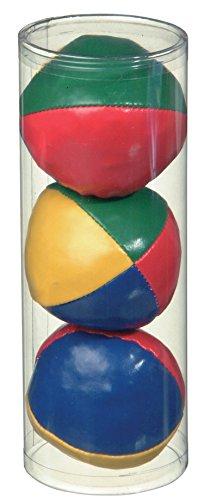 New Classic Toys 18001 - Jonglierbälle im Köcher, 3 Stück