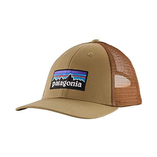 Patagonia Erwachsene Cap P-6 Logo Lopro Trucker Hat Einheitsgröße Classic tan