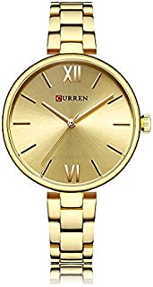 Curren Dress Watch For Women Analog Stainless Steel - C9017L-3