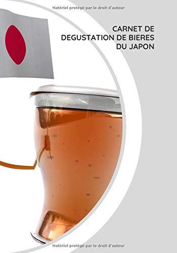 Carnet de dégustation de bières: Carnet de dégustation de bières du Japon| 100 fiches à compléter.