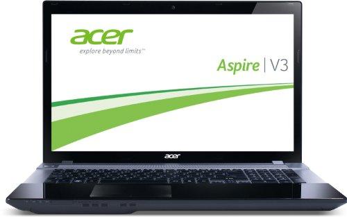 Acer Aspire 771G-53218G1.5TMaii - Ordenador portátil (i5-3210M, Gigabit Ethernet, DVD±RW, Touchpad, Windows 8, Ión de litio)