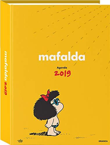 Mafalda: Agenda 2019 (1 página por día)