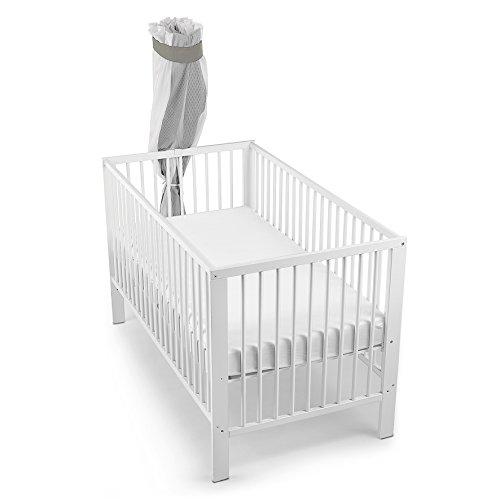 Sterntaler Bett-Himmel, Alter: Für Babys ab der Geburt, Grau
