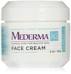 moisturizing cream with glycolic acid for face