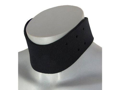 Paintball Halsschutz aus Neopren, schwarz