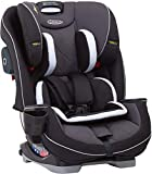 Graco SlimFit LX Car Seat with ISOCATCH Connectors, Group 0+/1/2/3 (Birth to 12 Years Approx, 0-36 kg), Black