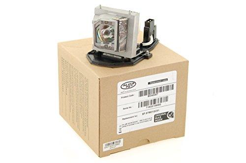Alda PQ Professionell, Beamerlampe/Ersatzlampe SP.8TM01GC01 / BL-FU190D passend für OPTOMA GT760, W305ST, X303ST, X305ST Projektoren, Markenlampe mit PRO-G6s Gehäuse/Halterung