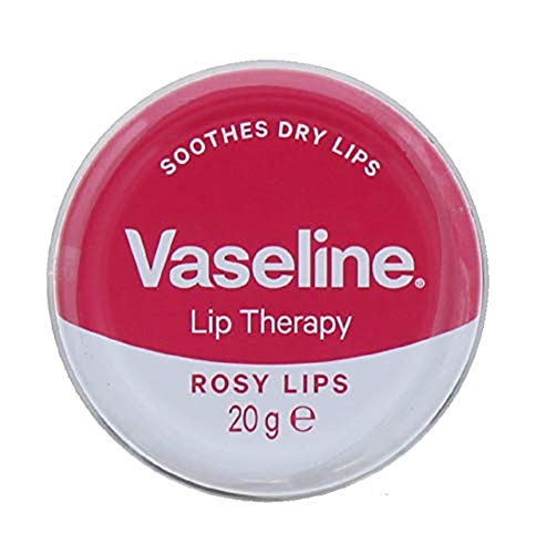 Vaseline Lippenpflege Rosy Lips, 20 g