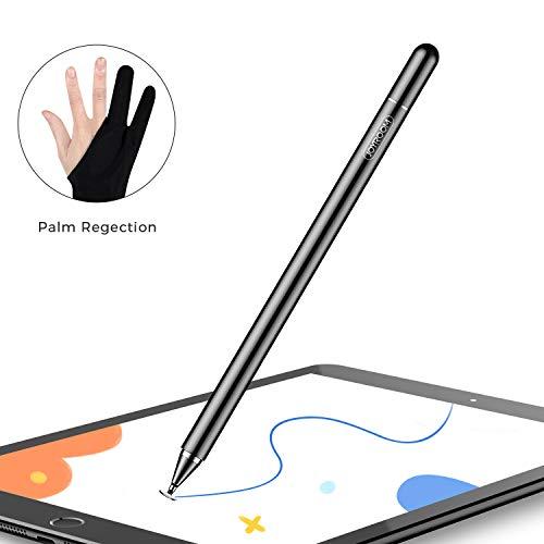 Lápiz Stylus Capacitivo Universal,JOYROOM Stylus Pen 2 in 1 Bolígrafos Digitales para Pantalla Táctil Ipads, iPad Mini, Samsung,Teléfonos móviles,Smartphones y Tabletas