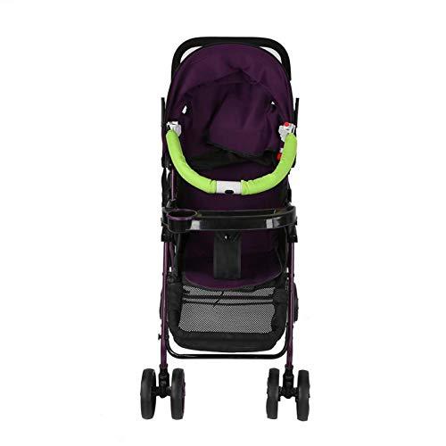 Voluxe Manija del cochecito de bebé, apoyabrazos 100KG para el carro del bebé (verde)