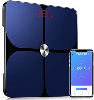 Youngdo Wireless Digital Bathroom Scale