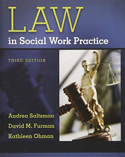 Compare Textbook Prices for Law in Social Work Practice 3 Edition ISBN 9781133312611 by Saltzman, Andrea,Furman, David M.,Ohman, Kathleen