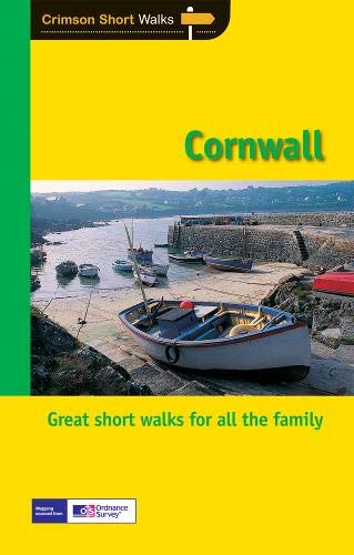 SW (09) CORNWALL (Crimson Short Walks)