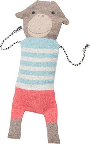 Fussenegger Babydecke in der Puppe gekettelt natur Größe 70x90 cm