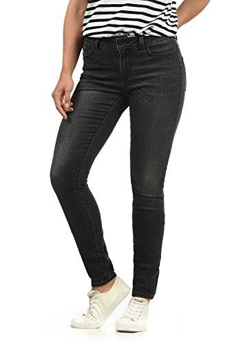 VERO MODA Diamant Damen Jeans Denim Hose Strech Mid-Rise, Größe:M/ L32, Farbe:Grey