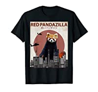 Funny Red Panda Lovers T-Shirt Gift