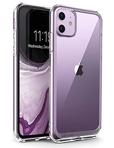 SupCase Funda iPhone 11 2019 Ultrafina Transparente Case [Unicorn Beetle Style] Anti-Arañazos Carcasa para Apple iPhone 11 6.1 Pulgadas