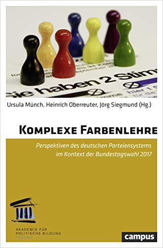 Komplexe Farbenlehre: Perspektiven des deutschen Parteiensystems im Kontext der Bundestagswahl 2017