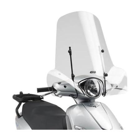 Givi Windschild Piaggio Liberty 50 125 200 04 Auto