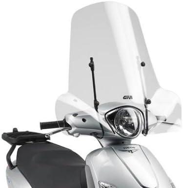 Piaggio-Fly 50 DT 2T ZAPC441 LBMC447 Windschild GiVi