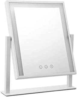 Embellir 40 x 30cm Makeup Mirror with Lights Hollywood Dressing Table Bathroom