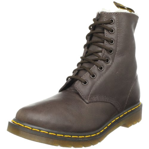 Dr. Martens SERENA Polished Laredo 13239201, Damen Fashion Stiefel, Braun (DKBROWN), EU 36 (UK 3)