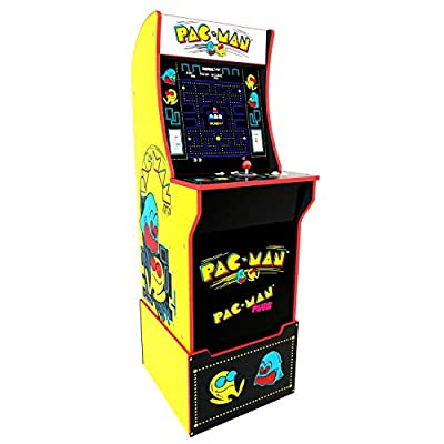 ARCADE1UP Classic Cabinet Riser (Pac-Man) from Arcade 1Up