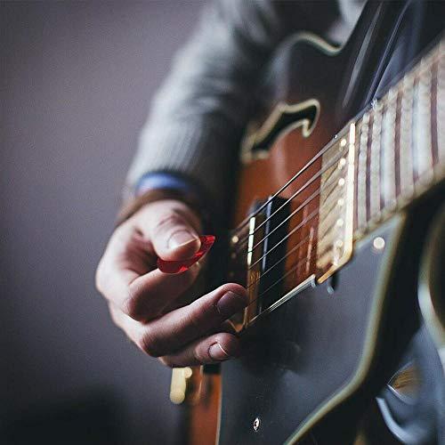 LIANA IRWIN - Púas universales para Guitarra de Color Aleatorio, C ...
