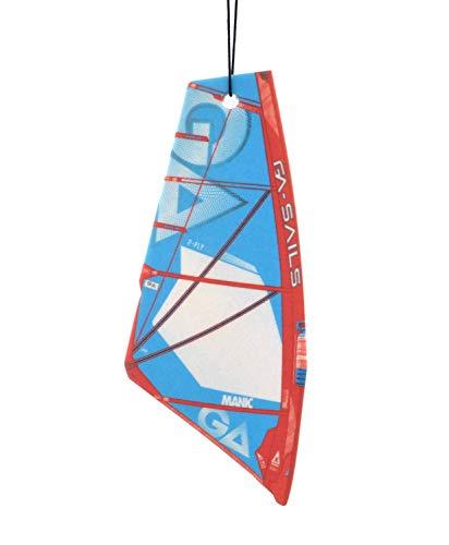 Vela de windsurf Ambientador de árbol Aroma BLACK WATER   vélica deodorante per Auto (Gaastra Manic)