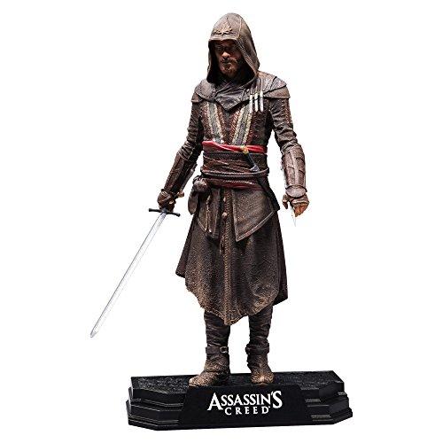 Assassins Creed 81071 Movie Aguilar - Figura a cime colorate, 17 cm