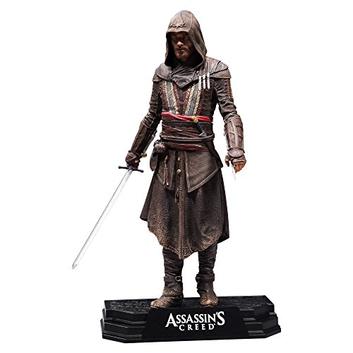 Assassin's Creed Figur 81071 Aguilar aus dem Film, von Color Tops, ca. 17,8 cm