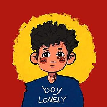 boy lonely