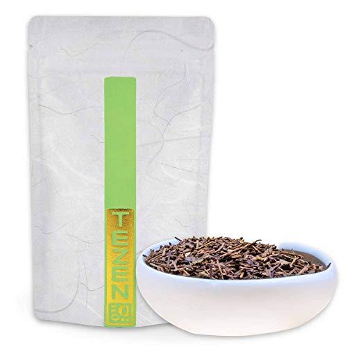 Kukicha Tee, gerösteter Grüner Tee aus Japan | Hochwertiger japanischer Grüntee geröstet: Tsugumi Kukicha