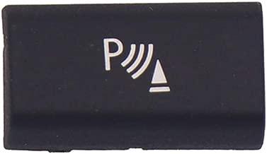 Frente de aparcamiento sensor Switch 12v P Iluminado interruptor redondo